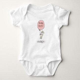 Body Para Bebê Coelho de felz pascoa