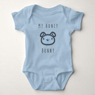 Body Para Bebê Coelho do mel para meninos