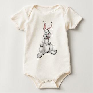Body Para Bebê Coelho ou coelhinho da Páscoa dos desenhos