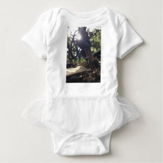 Body Para Bebê Cogumelo Elfin da sela
