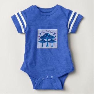 Body Para Bebê Cogumelos mágicos