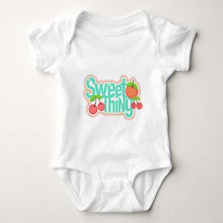 Body Para Bebê Coisa doce