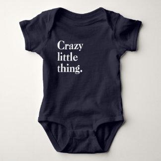 Body Para Bebê Coisa pequena louca