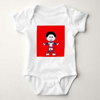 Body Para Bebê Coleção da família da vara de Little Boy