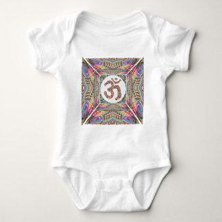 Body Para Bebê Coleção da jóia da mantra do OM