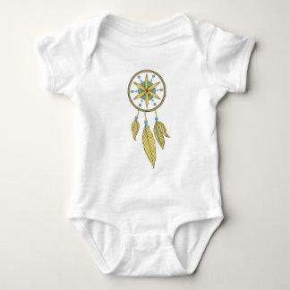 Body Para Bebê Coletor ideal de Boho