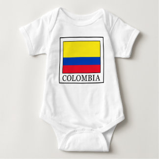 Body Para Bebê Colômbia