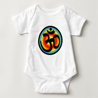 Body Para Bebê Colorful_Om