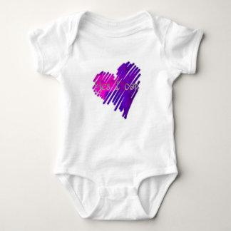 Body Para Bebê Colorido sim eu posso