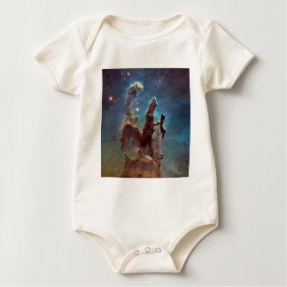 Body Para Bebê Colunas da criação