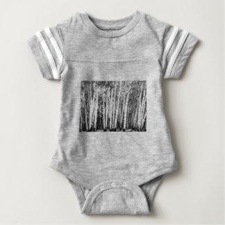 Body Para Bebê Colunas da região selvagem