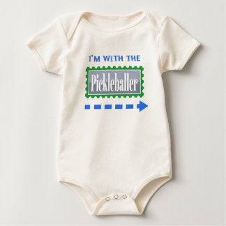 Body Para Bebê com esquerda
