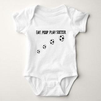 Body Para Bebê Coma. Tombadilho. Futebol do jogo