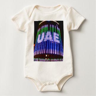 Body Para Bebê Comemore os UAE