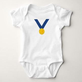 Body Para Bebê Comensal da galinha do vencedor do vencedor