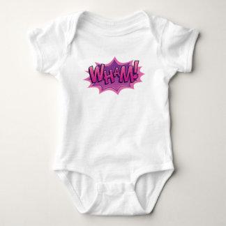 Body Para Bebê Cómico Wham!