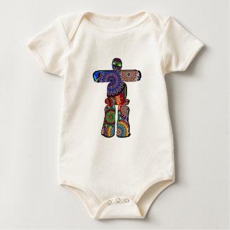 Body Para Bebê Compasso antigo