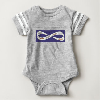 Body Para Bebê Competição desenfreada infinita