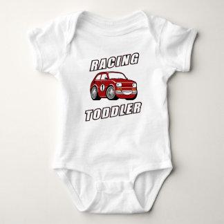 Body Para Bebê Competindo a criança