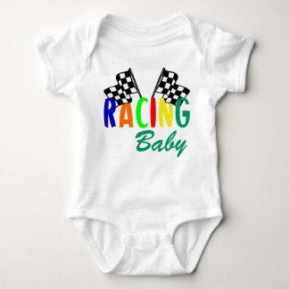 Body Para Bebê Competindo o bebê