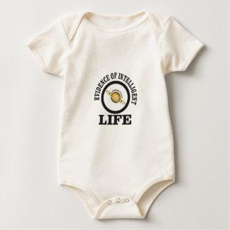 Body Para Bebê competindo regras