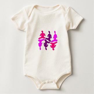 Body Para Bebê Comportamento instintivo