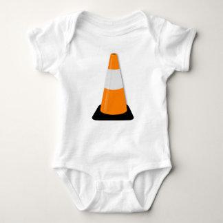 Body Para Bebê Cone do tráfego