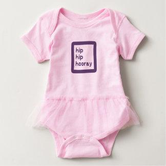 Body Para Bebê Consciência anca da displasia do quadril Hooray