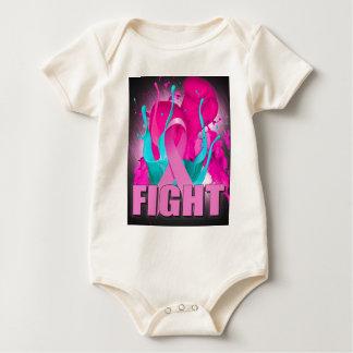 Body Para Bebê Consciência do cancro da mama