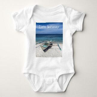 Body Para Bebê Conseguiu amar Boracay