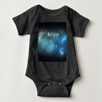 Body Para Bebê Constelação do Aries