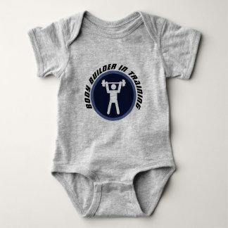 Body Para Bebê Construtor de corpo no bodysuit unisex do bebê do