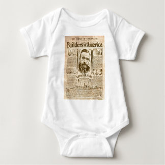 Body Para Bebê construtores de América