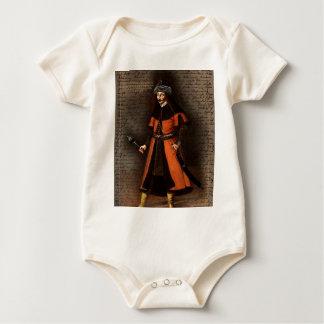 Body Para Bebê Contagem Vlad Dracula