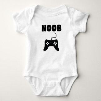 Body Para Bebê Controlador do jogo de vídeo de Noob