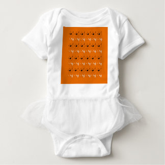 Body Para Bebê Cor da argila dos elementos do design