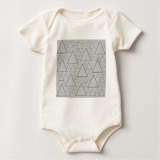 Body Para Bebê cordilheiras e viagens do dia