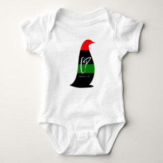 Body Para Bebê Cores do africano de Pengulous