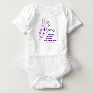 Body Para Bebê Corredor da realidade