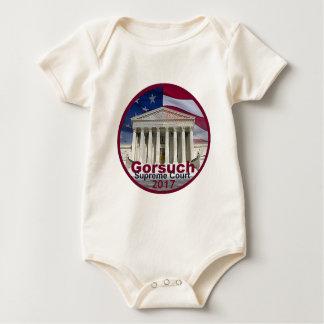 Body Para Bebê Corte suprema de Neil GORSUCH