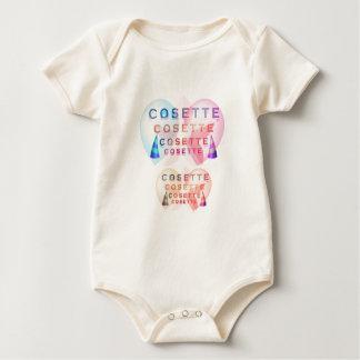 Body Para Bebê COSETTE, pequeno