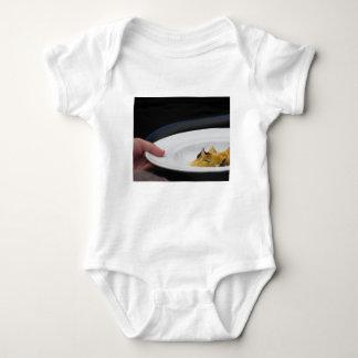Body Para Bebê Cozinheiro chefe Agnolotti handmade cozinhado