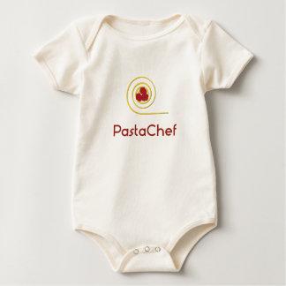 Body Para Bebê Cozinheiro chefe da massa