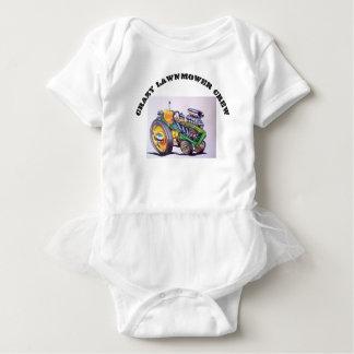 Body Para Bebê crazy_lawnmower_crew