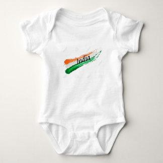 Body Para Bebê creeper da bandeira de india do bebê