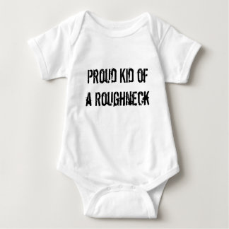 Body Para Bebê Creeper do Roughneck