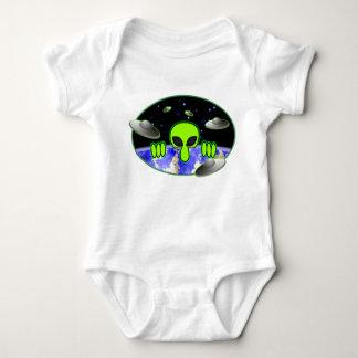 Body Para Bebê Creeper estrangeiro de Kilroy
