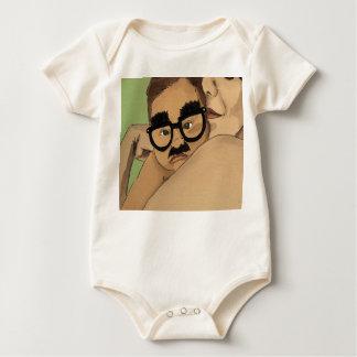 Body Para Bebê Creeper feio do bebê de Duckings