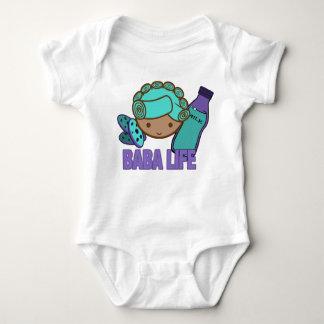 """Body Para Bebê Creeper infantil do """"vida do babá ocupado do bebê"""