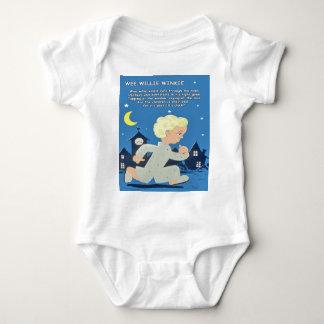 Body Para Bebê Creeper pequenino da criança do Willie Winkie do